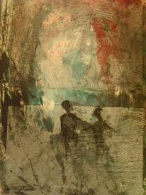 Malerei, Abstrakt, Ursprung, Liebe