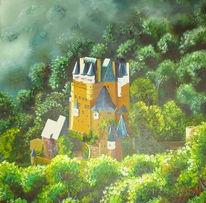 Eltz, Burg, Malerei