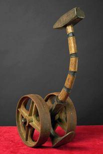 Hammer, Skulptur, Assemblage, Plastik