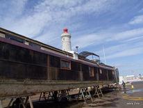 Hausboot, Fotografie, Reiseimpressionen, Hafen