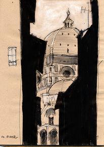 Zeichnungen, Skizzenbuch, Il