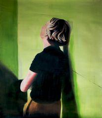 Graham, Fotorealismus, Frau, Malerei