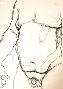 Linie masse und, Linie, Masse, Zeichnungen