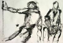Bewegung, Ausdruckstanz, Improvisationen, Tanztheater