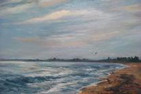 Wasser, Realismus, Strand, Brise