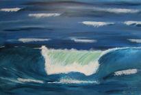 Wangerooge, Maritim, Wasser, Malerei