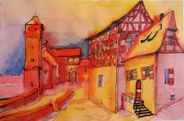 Burg, Nürnberg, Altstadt, Mittelfranken