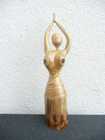 Holzskulpturen, Holz, Plastik, Figural