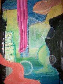 Malerei, Brücke