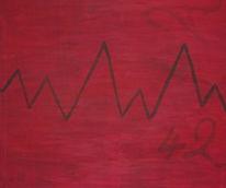 Monochrom, Malerei, Abstrakt
