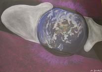 Erde, Abstrakt, Globus, Bedeutung