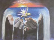 Meer, Erfüllung, Feude, Spirituell