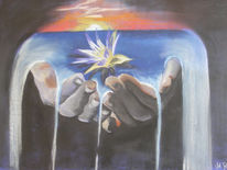 Wasser, Licht, Meer, Spirituell