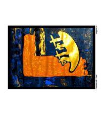 Gold, Felsenschiff, Orange, Farben