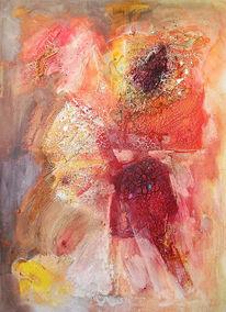 Gelb, Struktur, Abstrakt, Braun