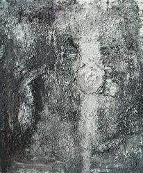 Schwarz weiß, Abstrakt, Grau, Bochum