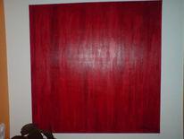 Rot, Blut, Malerei, Abstrakt