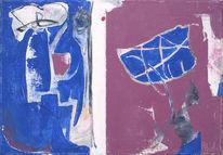 Malerei, Spiegelung