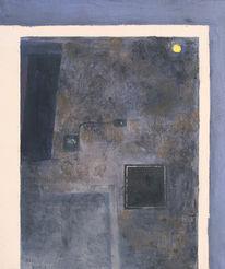 Malerei, Nacht, Blick