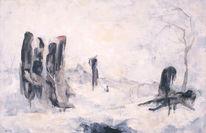 Malerei, Frieden, Geben