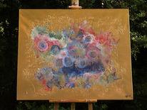 Wachs, Acrylmalerei, Kunsthandwerk