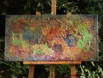 Wachs, Acrylmalerei, Modellgips, Malerei