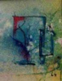 Informel, Malerei, Abstrakt,