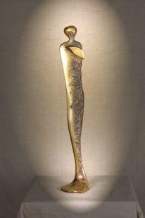 Bronze, Skulptur, Plastik