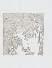 Skizze, Gesicht, Menschen, Zeichnungen