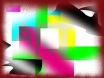 Abstrakt, Modern, Digitale kunst