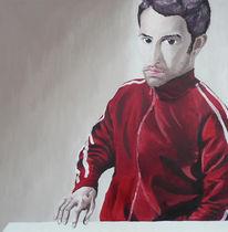Musik, Malerei, Ölmalerei, Gesicht