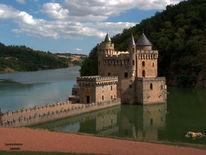 Licht, Loire, Schloss, Fotografie