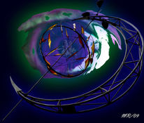 Berachtung, Fragmental, Globus, Welt
