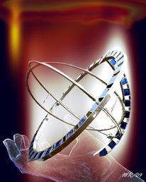 Sternentor, Stern, Astrologie, Hand