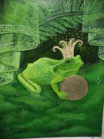 Frosch, Prinz, Traumprinz, Verzaubern