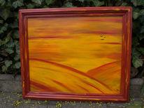 Acrylmalerei, Malerei, Sommer