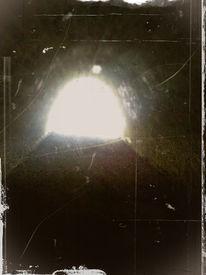 Tunnel, Bauwerk, Fotografie, Architektur