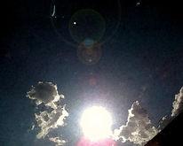 Gebäude, Sonne, Wolken, Fotografie