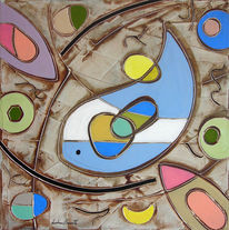 Bologna, Klee, Modigliani, Ölmalerei