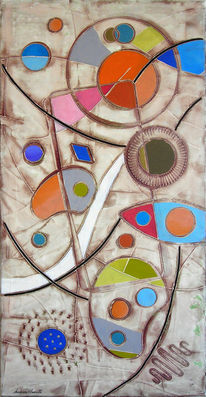 Klee, Modigliani, Ölmalerei, Picasso