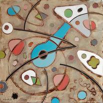 Rupestre, Malerei, Klee, Bologna
