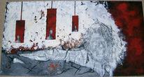 Kopf, Margarita schoen, Menschen, Acrylmalerei
