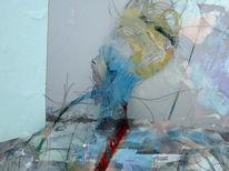 Collage, Mischtechnik, 2014