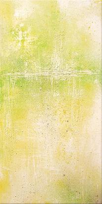 Grün, Silber, Sprühlack, Malerei