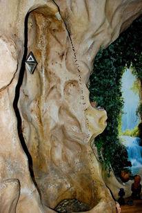 Höhle, Magie, Raumausstattung, Raumdesign