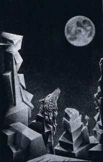 Granit, Gravur, Stein, Kunsthandwerk