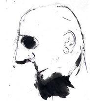 Profil, Kopf, Zeichnungen