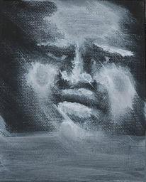 Hell, Licht, Dunkel, Portrait