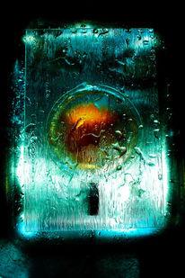 Wasser, Glas, Teekanne, Licht