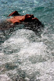 Urlaub, Schwimmen, Tauchen, Sommer